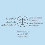 Studio Legale Associato Avv Gaetana Palermo E Avv Francesco Occhipinti